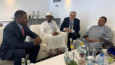 African Energy Chamber and Organization of Petroleum Exporting Countries (OPEC) Discuss Technical Cooperation at Abu Dhabi International Petroleum Exhibition & Conference (ADIPEC)