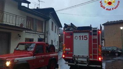 Temporali e vento su Calabria, danni