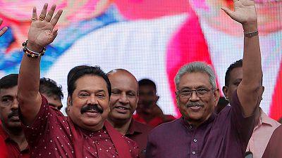 After hiatus, Rajapaksa brothers set to dominate Sri Lanka again