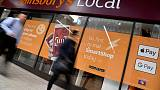 Morrisons the laggard as big UK grocers lose ground to discounters - Kantar
