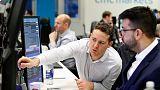FTSE 100 bounces back, Experian's outlook helps main board