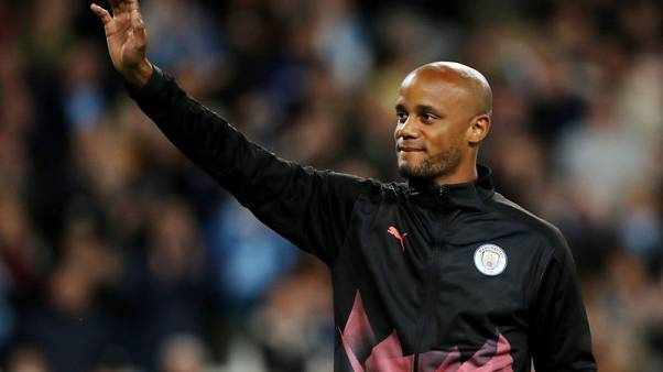Man City don't need to sign another defender, says Kompany