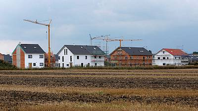Germany's booming housing sector expects solid sales growth
