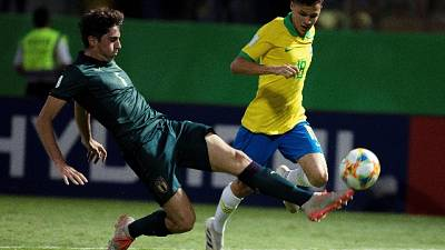 Mondiali U17, Azzurrini ko con Brasile