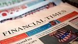 Financial Times picks first female editor Khalaf as Barber signs off