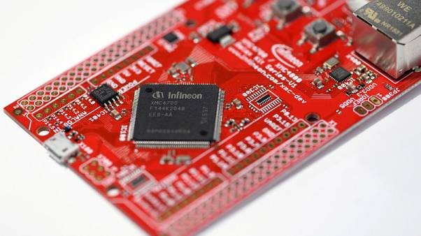 Chipmaker Infineon shares up 6% as CEO sees market prospects picking up