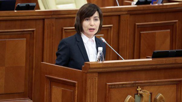 Moldova's fledgling government felled by no-confidence vote
