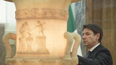 Conte convoca vertice maggioranza il 14