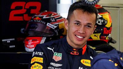 F1, Red Bull conferma Albon per il 2020