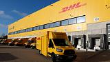 Deutsche Post upbeat for holiday season despite slower freight