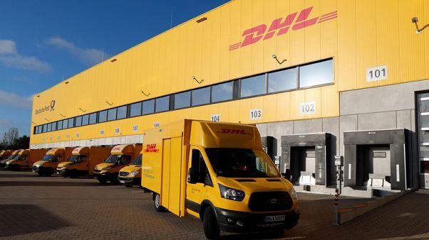 Deutsche Post upbeat for holiday season despite slower freight