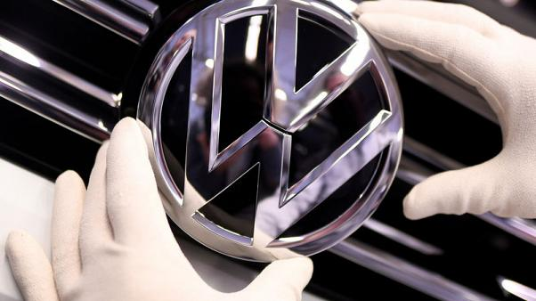 German prosecutors indict current and former Volkswagen managers