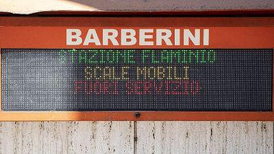 A dicembre riapre metro Barberini a metà