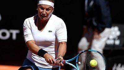 Former world number four Cibulkova announces retirement