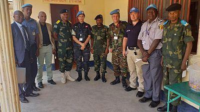Tanganyika : La MONUSCO Ouvre un Bureau de Colocalisation au Palais de Justice Militaire de Kalemie