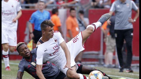 Daniel Maldini con Milan fino al 2024