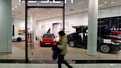 Tesla's 'Made in Germany': Musk sets up shop in Berlin