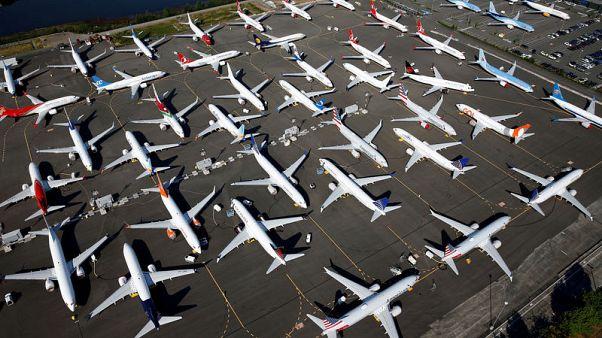 Boeing gives pilot new job after firestorm over leaked messages -sources
