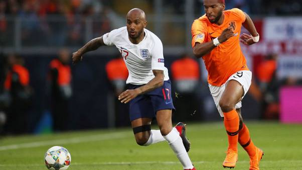 England's Delph out of Euro qualifiers due to injury