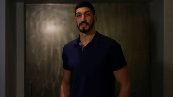 U.S. senators draft NBA's Kanter to push bill against Turkey's Erdogan