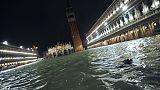 Venezia, danni a Basilica di San Marco