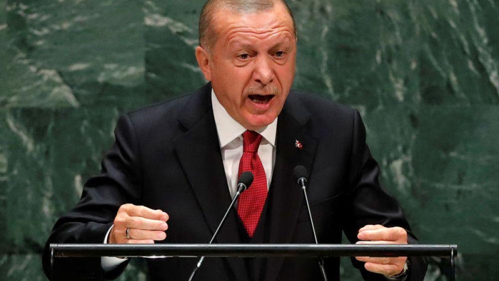 Image result for Turkey's Syria operation reveals cracks among Erdogan's political foes