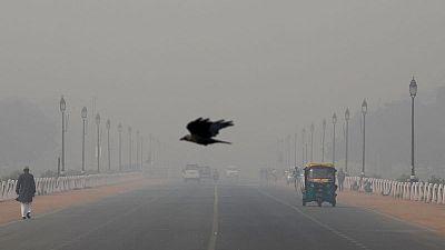 Court rebukes India government as poisonous smog chokes Delhi