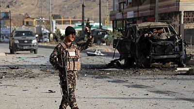 Car bomb explosion kills seven in Afghan capital Kabul