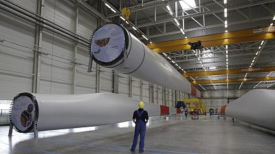 Wind turbine maker Nordex's loss widens under margin pressure