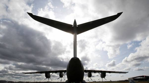 German military refuses to take two Airbus A400M planes due to be delivered