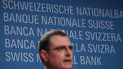 SNB chairman sticks to negative interest, intervention: Swiss government