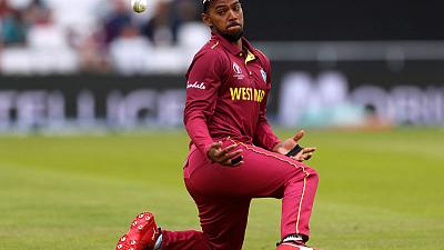 West Indies' Pooran gets four-match ban for ball-tampering