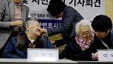 Korean survivor says Japan's no-show at 'comfort women' case in Seoul lacks honour