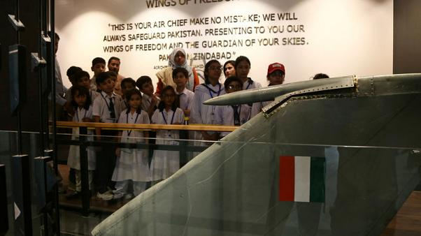Pakistan draws Indian ire with museum display on captured pilot