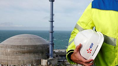 EDF wants new-model nuclear reactor to be competitive with gas