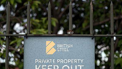 European steel leaders seek scrutiny of Chinese British Steel bid