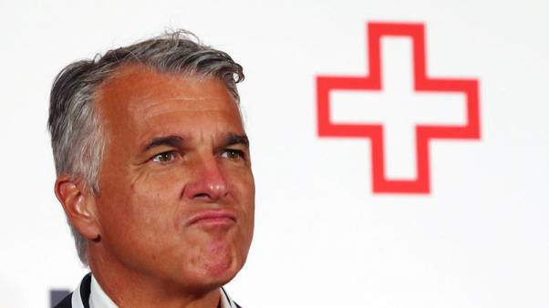 UBS boss Ermotti says too-small European banks must consolidate