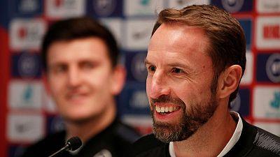 Southgate promises youthful England line-up against Montenegro