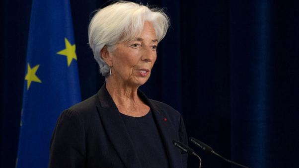 Lagarde takes ECB governors on retreat to iron out differences - sources