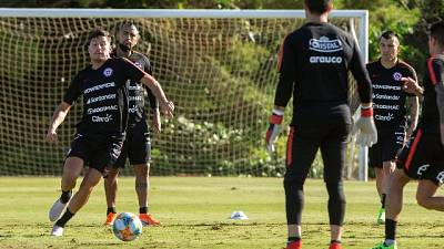 Giocatori Cile annullano gara con Perù