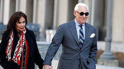 Jury hears closing arguments in trial of Trump adviser Roger Stone