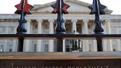 U.S. government posts $134 billion deficit in October