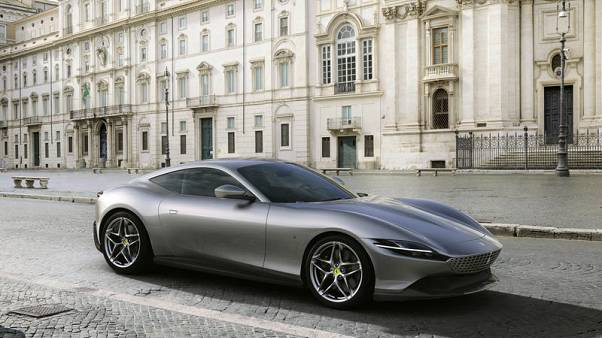 Ferrari adds Roma to growing 'Prancing Horse' stable