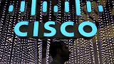 Cisco second-quarter forecast disappoints; shares fall