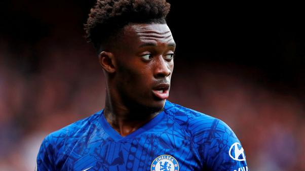 From South London's 'cages' to Wembley, Hudson-Odoi ready to shine