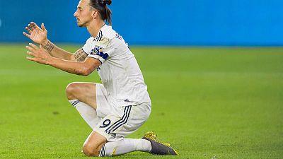Ibrahimovic to leave LA Galaxy