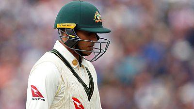 Khawaja, Harris dumped from Australia test squad