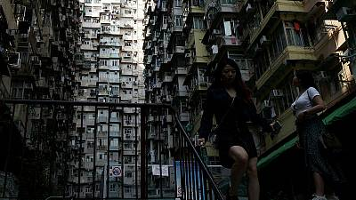 As recession takes hold, Hong Kong banks worry about risk of easier mortgage rules