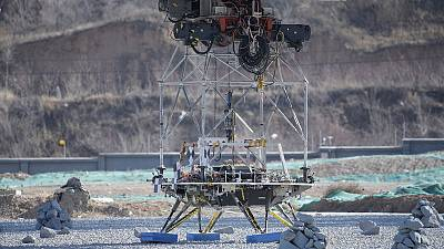China completes lander test for first Mars mission in 2020