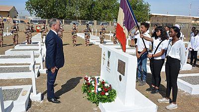 11 novembre, commémoration de l'armistice de 1918